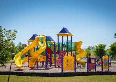 Veteran's Park Playground