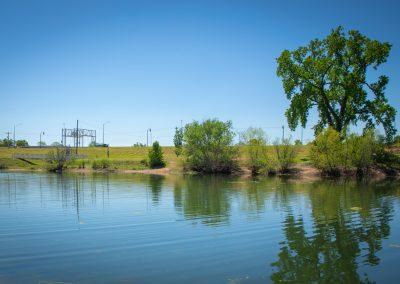 Veteran's Park Lake