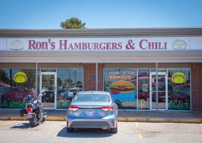 Ron's Hamburgers