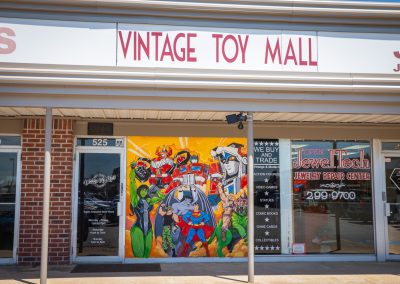 Vintage Toy Mall