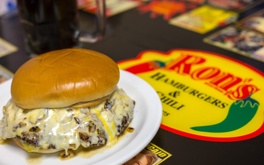 Top 5 Burger Joints in Jenks